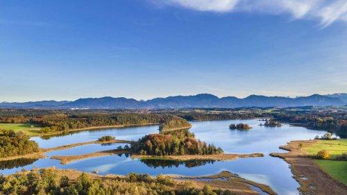 Naturjuwel in Oberbayern: Ausflugs-Tipps für die Osterseen