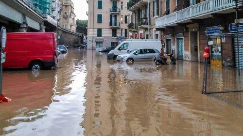 Unwetter in Italien: Starkregen heftiger als im Ahrtal – Hinweis lässt deutsche Behörden alt aussehen