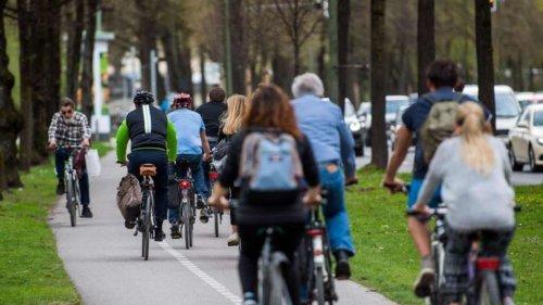 Neuer Mega-Radweg in München? Grüne und SPD wollen Route mit über 30 Kilometern Länge