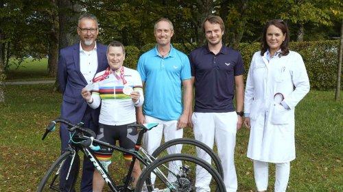 Zuerst war sie gar nicht nominiert, dann holte Andrea Dreock-Käser zwei Paralympics-Medaillen