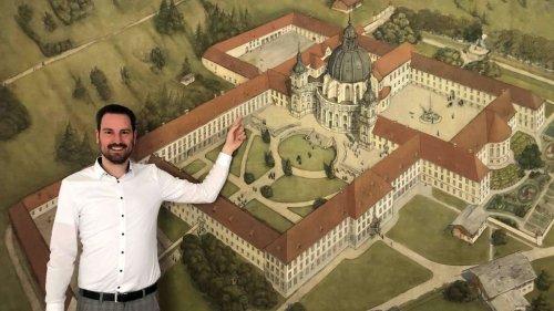 Warum Tobias Schmitt jetzt als Theologe im Kloster arbeitet