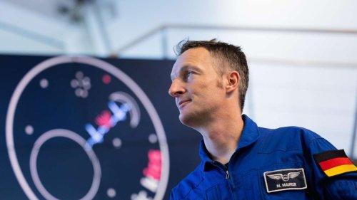 """""""I'll be back"""": Astronaut Maurer bereit für Flug ins Weltall - Wird er der erste Europäer auf dem Mond?"""