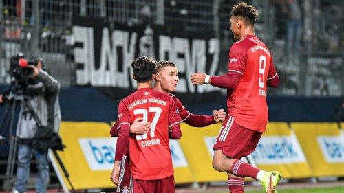 FC Bayern II gegen SpVgg Bayreuth im Live-Ticker: Big-Point-Spiel um den Aufstieg in die 3. Liga