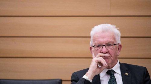 """AfD-Richter-Kür in BaWü: Kretschmanns Grüne mitten in Groß-Eklat - """"100 Prozent inakzeptabel!"""""""
