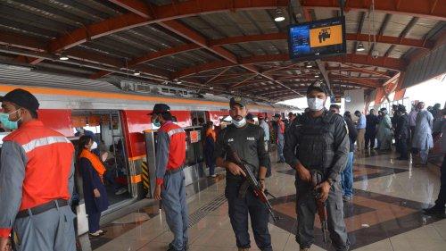 Terror gegen die Neue Seidenstraße in Pakistan - China fürchtet mehr Anschläge nach Taliban-Sieg