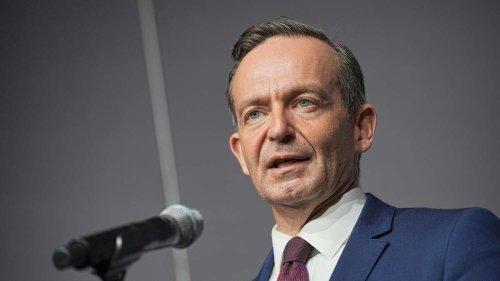 Wissing: Scheitern der Koalitionsverhandlungen für Ampel-Bündnis ausgeschlossen