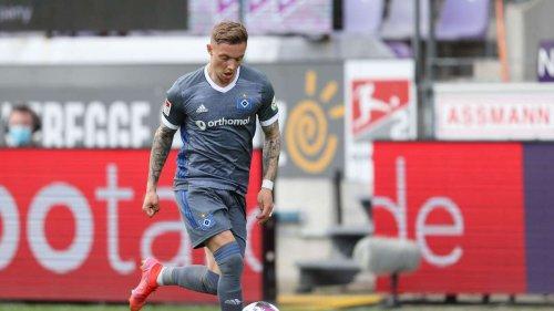 """HSV: Sonny Kittel spricht schon von Karriereende – """"Kindern helfen"""""""