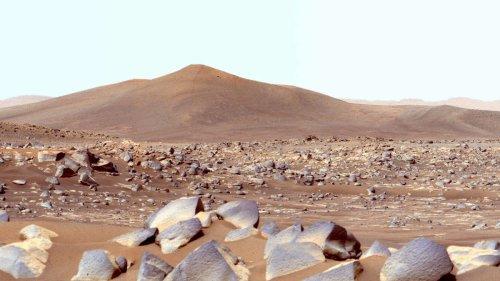 """Nasa feiert sensationelle Mars-Entdeckung: """"Diesen Beweis kann man nicht verstecken"""""""