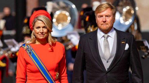Königin Máxima am Prinsjesdag: So tapfer lächelt sie die Enttäuschung weg