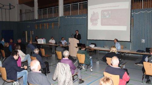 Bürgerversammlung in Wessobrunn
