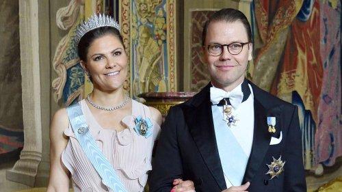 Victoria und Daniel von Schweden: Hoher Besuch hat sich angekündigt
