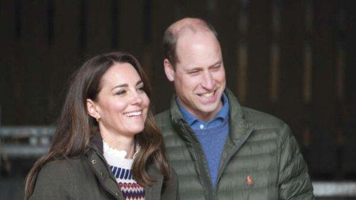 Kate Middleton und Prinz William: Süße Nachricht veröffentlicht