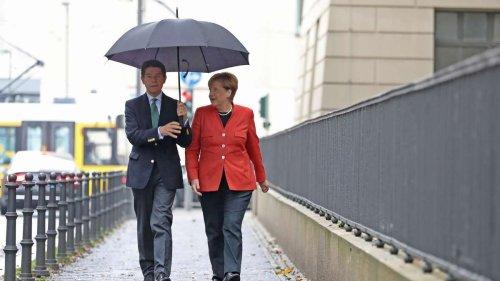 Angela Merkel: Noch-Kanzlerin gewährt seltenen Einblick in ihre Ehe