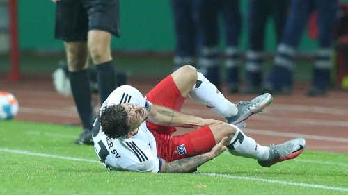 HSV: Widerliche Aktion! Nürnberg-Fans feiern Verletzung von Tim Leibold