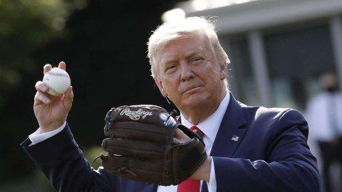 """Trump wütet gegen Namensänderung von Baseball-Team: """"Schande"""""""