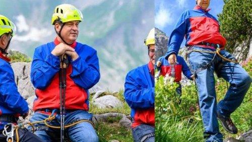Söder verkündet auf Alpen-Tour eine wichtige Botschaft und bringt Instagramer gegen sich auf
