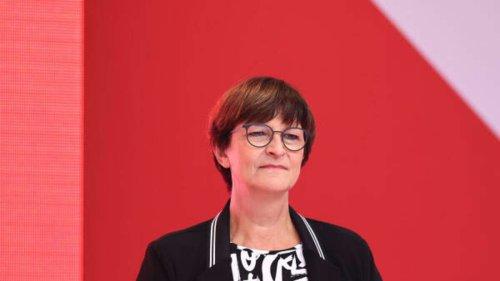 """Saskia Esken geht Rentner an: """"Das muss reichen..."""" - Wirbel in den sozialen Netzwerken"""