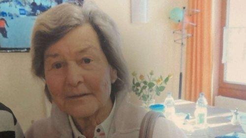 Vermisste Dame aus dem Lenzheim in Garmisch-Partenkirchen