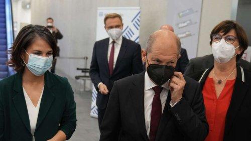 Ampel-Koalition auf dem Weg? Das Sondierungspapier im Wortlaut