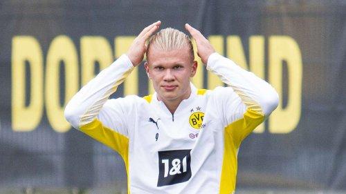 BVB: Erling Haaland winkt bei Transfer Mega-Gehalt – Top-Klub setzt Marke