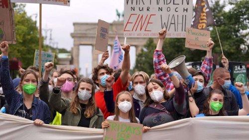 FFF-Bewegung will Klimaschutz-Forderungen untermauern