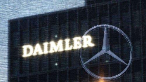 Dieselskandal: Urteil gegen drei Daimler-Mitarbeiter gefallen
