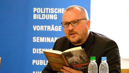"Bestsellerautor liest ""Hommage an Sophie Scholl"" in Bad Tölz"