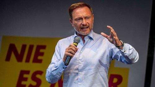 """""""Strammste Linksagenda""""? Union attackiert FDP plötzlich heftig - Lindner antwortet kühl"""