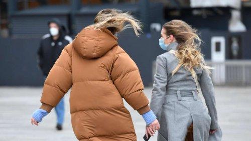 Stürmischer Donnerstag in Nürnberg: DWD warnt - Böen bis zu 90 km/h möglich