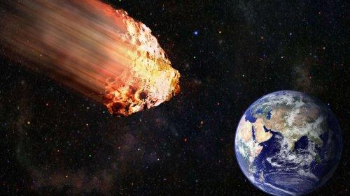 Asteroid kommt Erde im Mai 2022 sehr nahe