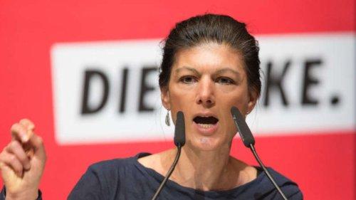 """""""Dann geh"""": Wie der Wagenknecht-Streit den Linken die Fraktionsstärke kosten könnte"""