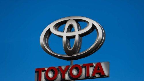 Toyota erwartet geringere Produktion wegen Chipmangels