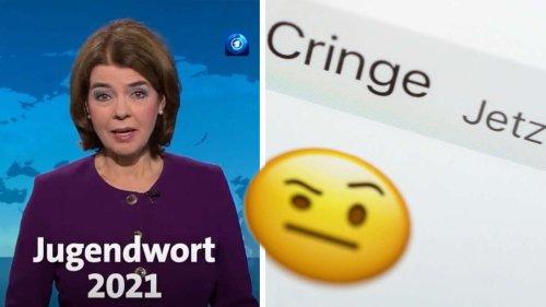 """Jugendwort des Jahres: Kuriose Verkündung in der ARD - """"Ich liebe die Tagesschau für solche Videos"""""""