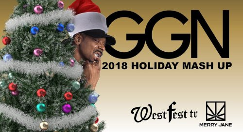 Smoke Up with Snoop Dogg and His Yuletide Crew on the GGN 2018 Holiday Mash-Up Show