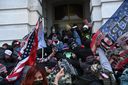 Insurrectionist Says Smoking Weed Made Him Storm the US Capitol on Jan 6th