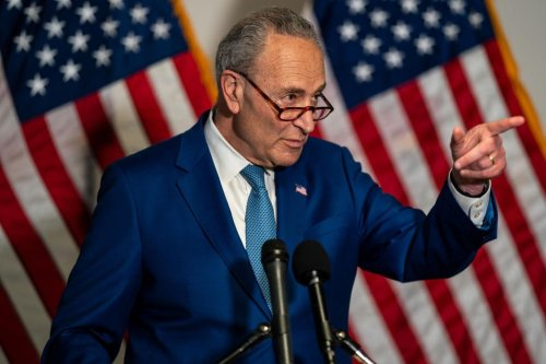 Chuck Schumer Reveals Plans on How He'll Win Votes for New Federal Legalization Bill