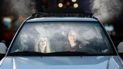 Stoned Driving Is Far Safer Than Operating a Vehicle on Prescription Drugs, Study Says