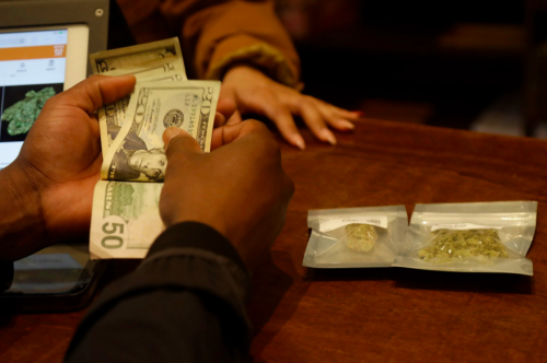 Republicans Are Trying to Stop People From Buying Weed with Federal Financial Assistance