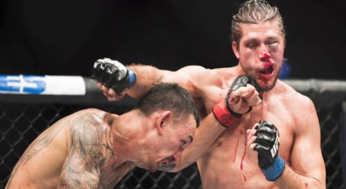 MMA Fighters Start Clinical Trial Exploring Weed as Brain Injury Treatment