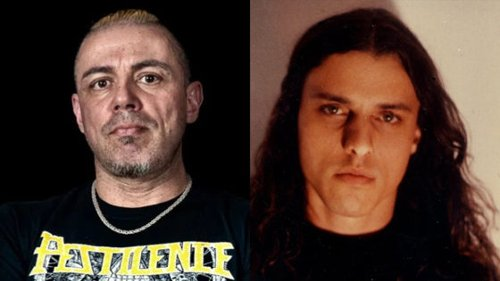 PESTILENCE's PATRICK MAMELI: Why I 'Didn't Get Along Too Well' With DEATH's CHUCK SCHULDINER