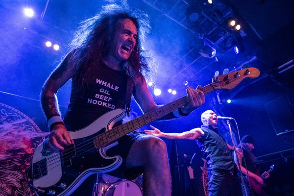 BRITISH LION AND VOODOO SIX ROCK THE ACADEMY TO ITS RAFTERS   MetalTalk