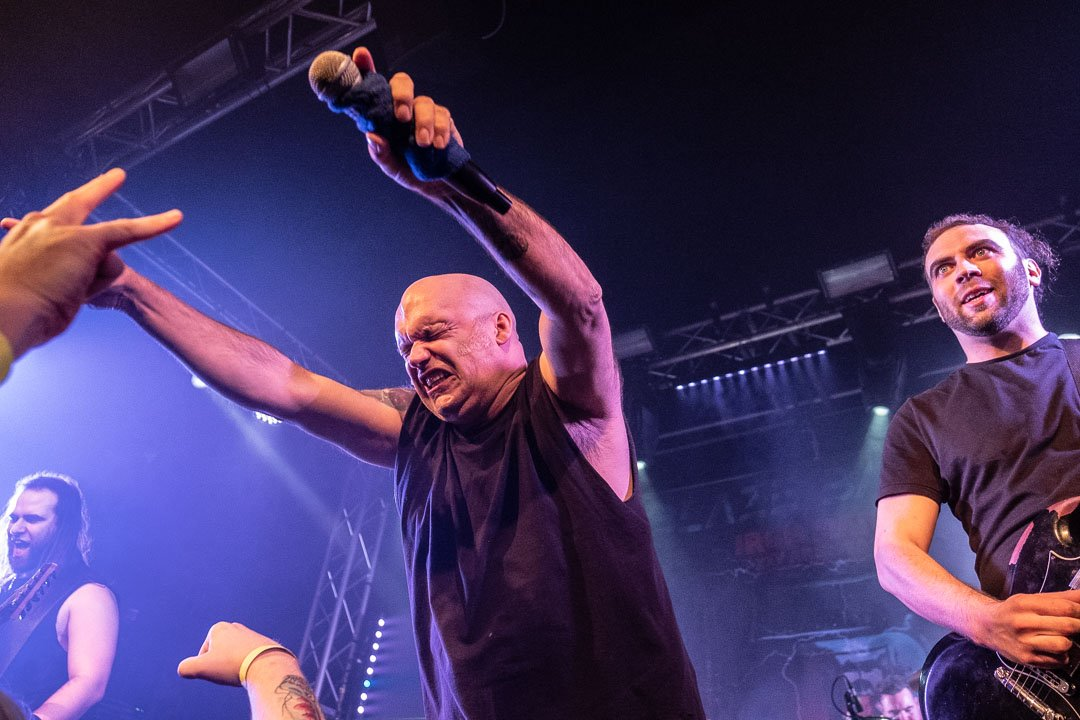 BURR FEST BACK SWINGING FOR FOURTH YEAR WITH SOLD-OUT LONDON SHOW   MetalTalk