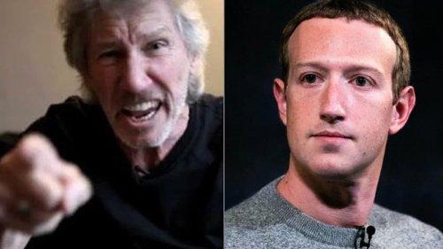 Roger Waters attaque Mark Zuckerberg (qui veut faire la promotion d'Instagram et Facebook avec une chanson de Pink Floyd)