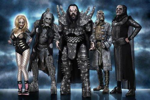 Lordi va sortir pas moins de 7 nouveaux albums studio en octobre prochain !