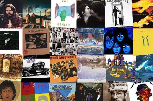 Les 40 meilleurs 10e albums de groupes de Rock