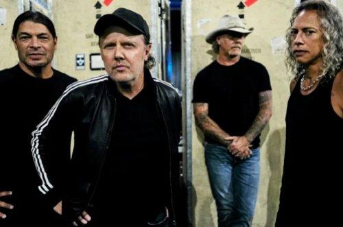 Metallica va se produire en live dans le cadre de A Late Show : Super Bowl Edition