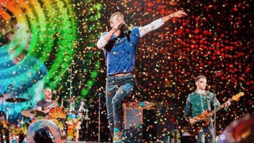 Coldplay découvre Pink Floyd et sort un single de Rock Progressif de 10 minutes, Coloratura !