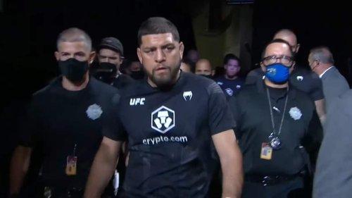 Deftones : La légende de l'UFC Nick Diaz fait son entrée sur le titre Ceremony pour son premier combat en six ans
