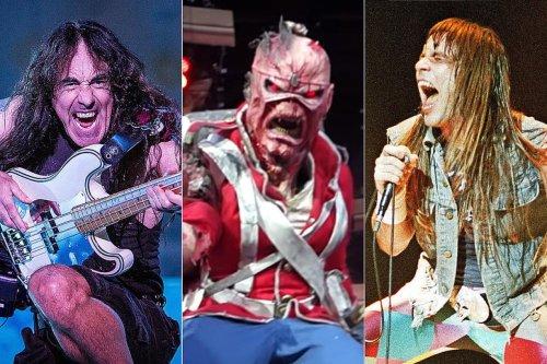 Iron Maiden : Les 44 chansons que le groupe n'a jamais jouées en concert !