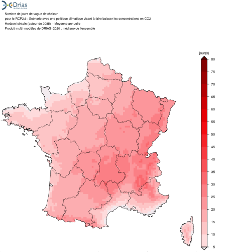 Climat en France : des prévisions alarmantes   Météo-Contact